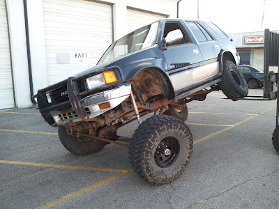 Is a Rodeo a good option? - Pirate4x4 Com : 4x4 and Off-Road