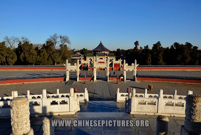 2013 Temple of Heaven Winter Photo 3