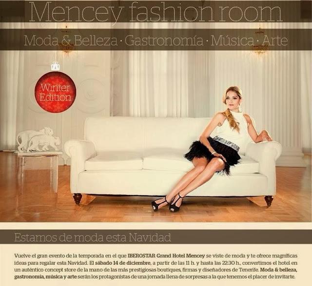 Mencey Fashion Room edición invierno