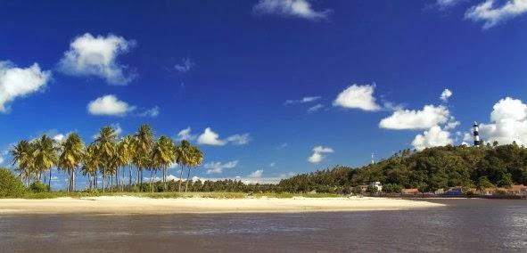 Férias em Porto de Pedras, Alagoas, Brasil