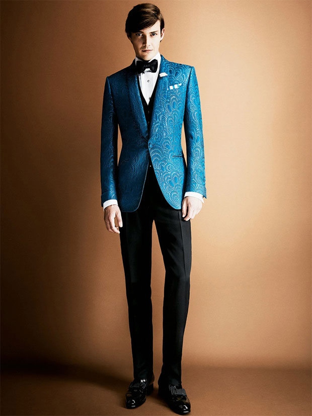 *Tom Ford男性最高指標2013AW形象:展現奢華復古紳士魅力 1