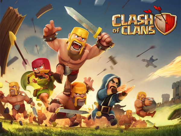 Supercell thử nghiệm Clash of Clans phiên bản Android 1