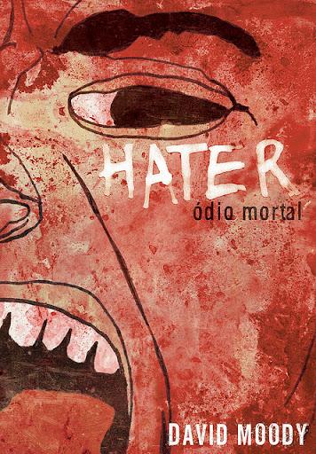 Hater, capa brasileira