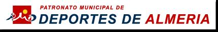 PATRONATO MUNICIPAL DE DEPORTES DEL AYTO. DE ALMERÍA