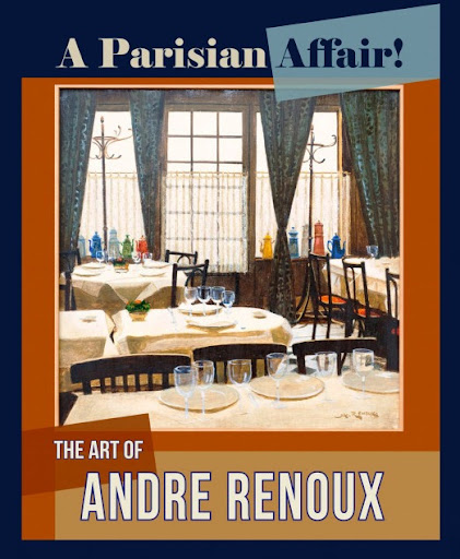 Parisian Affair: Art of Andre Renoux