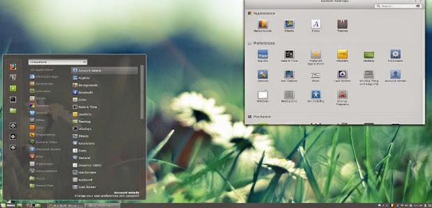 cinnamon 2.2 Cinnamon 2.2, una nueva versión con grandes mejoras visuales