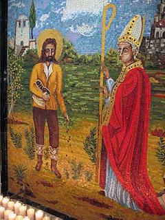 Sant Medir y Sant Sever barcelona gracia