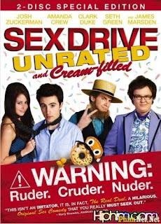 Xem Phim Con Đường Tình Ái | Sex Drive