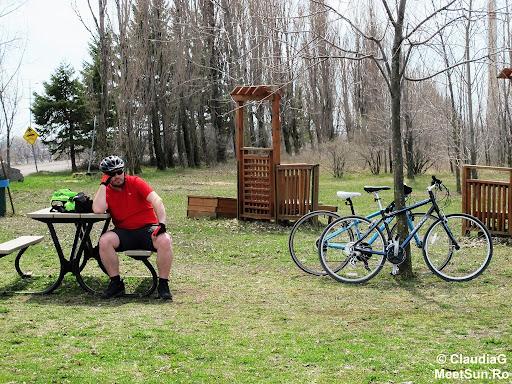 Prin Montreal cu Bicicleta.