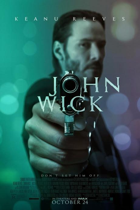Τζον Γουίκ (John Wick) Poster