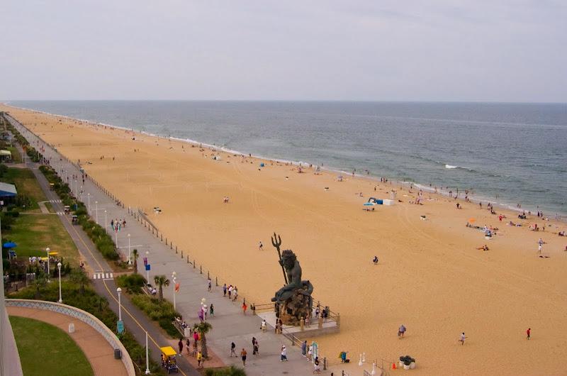 Ocean Beach Club view - From 5 of the Best Views from a Virginia Beach Hotel