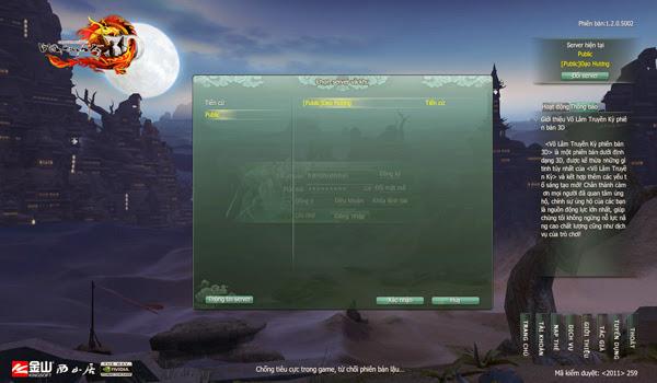 VLTK phiên bản 3D mở đầu với máy chủ Đạo Hương 1