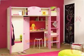 Giường tầng phòng teen SMG02