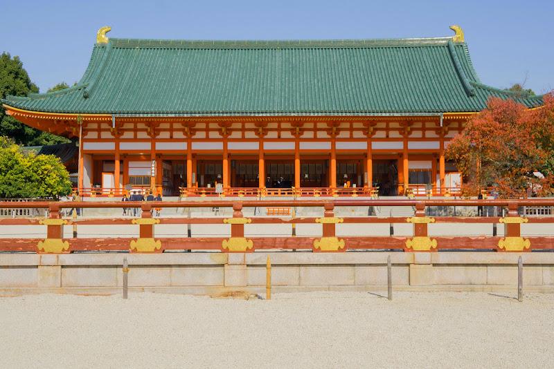 京都 平安神宮 写真7
