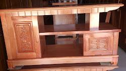 Kệ tivi gỗ MS-145 (Còn hàng)