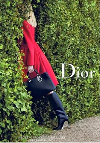 Video: Dior's Secret Garden Versailles Part 3 Teaser Trailer!