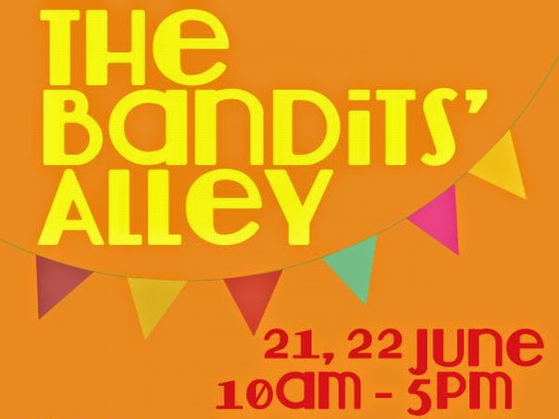 Pre-Event: The Bandit's Alley Flea Market