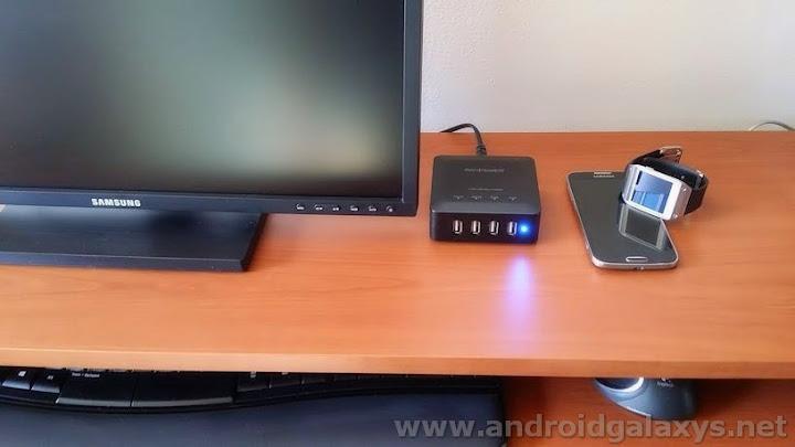 Recensione caricabatterie universale multiplo da tavolo for Portafoto multiplo da tavolo