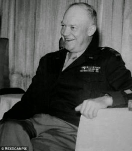 President Eisenhower Had Three Secret Meetings With Aliens