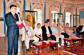 """Şedinţa festivă dedicată """"Zilei istoricului"""""""