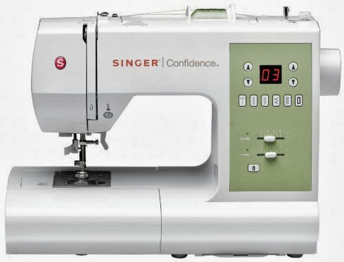 SINGER 7467 Confidence Electonic Sewing Machine