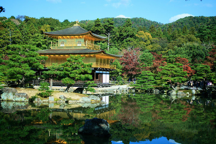 Context Travel: Golden Pavilion, Kyoto