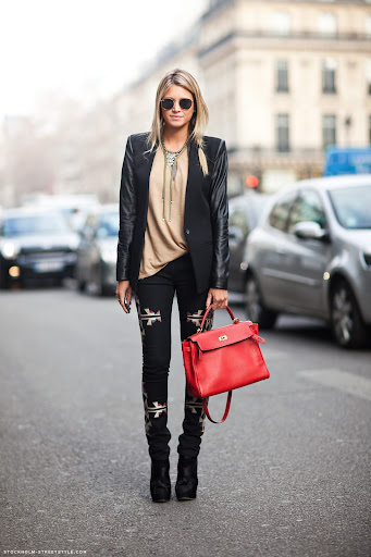 LATEST OF STREET STYLE INSPIRATION