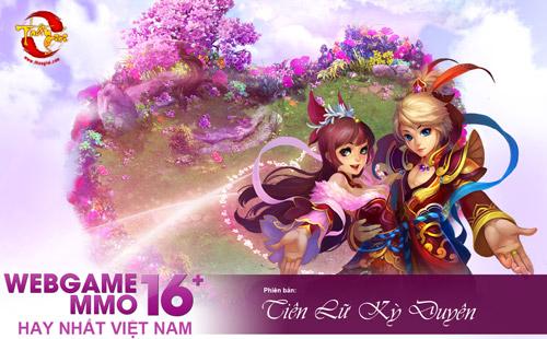 Thần Giới chính thức có mặt trên Mạng Việt Nam 2