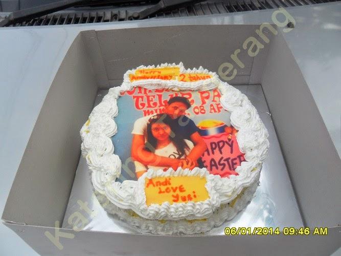 Kue Ulang Tahun Tanara, Serang