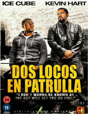 Dos Locos en Patrulla [DvdRip] [Audio Latino] [2014] [MULTI]