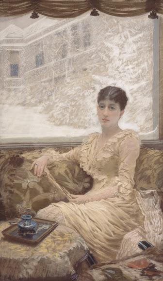 Giuseppe de Nittis - Winter Day, 1882