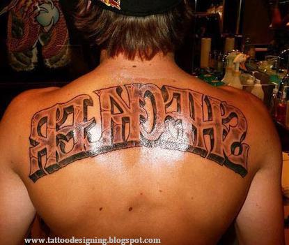 Tattoo design for names | Tattoo Design
