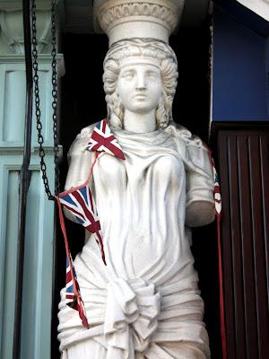 Sculpture in Cheltenham