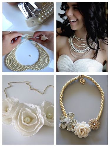 DIY necklace tutorial