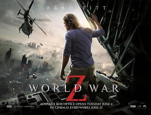Παγκόσμιος Πόλεμος Ζ World War Z Wallpaper