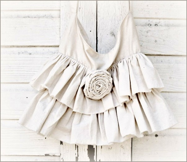 Ruffle Bag Pattern