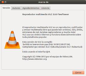 Nueva versión de VLC, 2.0, el reproductor por definición