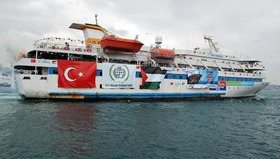 Freedom Flotilla - Mavi Marmara