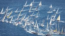 J's sailing Rolex Giraglia Race