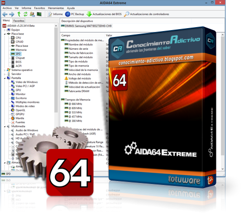 AIDA64 Extreme Engineer Edition v5.20.3414