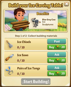 farmville 2 ice carving station – farmville 2 cheats