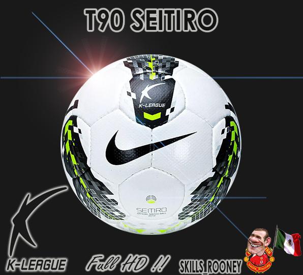 Bola T90 Seitiro K-League - PES 2012