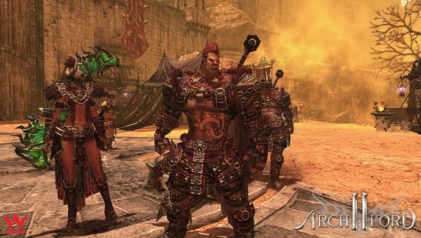 Chiêm ngưỡng Archlord II trước giờ Open Beta 4