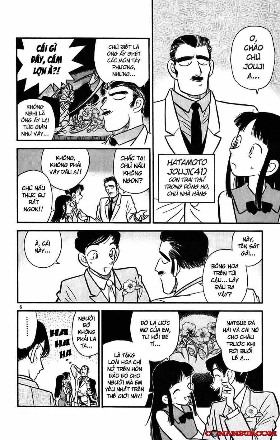 cn 007, Thám tử lừng danh Conan chap 20    NarutoSub