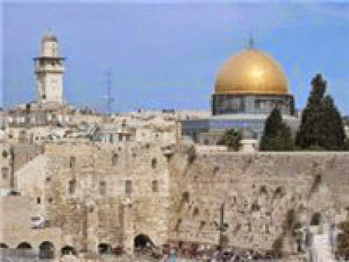Olmert Allows Muslims To Dig On Temple Mount