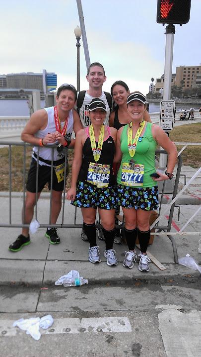 IMAG0347 Gasparilla Half Marathon 2013 {recap}