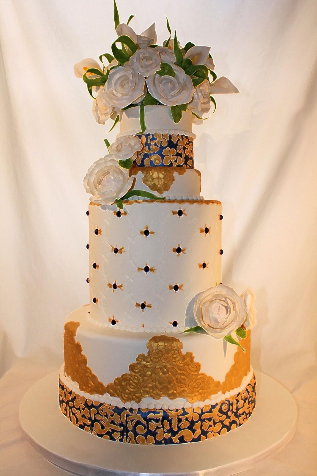 Sweet Eats Cakes Royal Wedding
