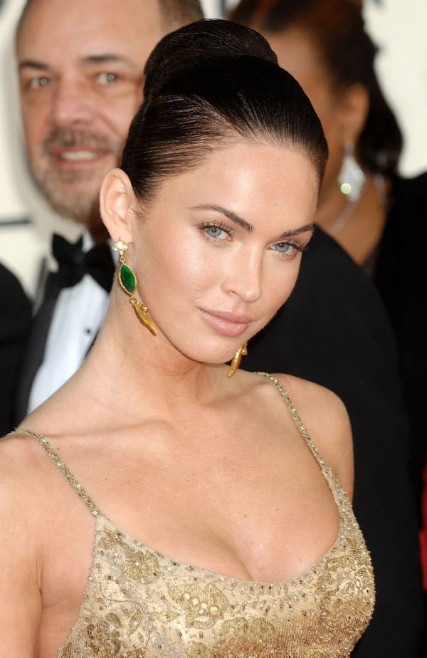 Megan Fox @ Golden Globe Awards 2009:picasa0