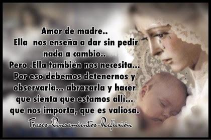 Amor De Madre Frases