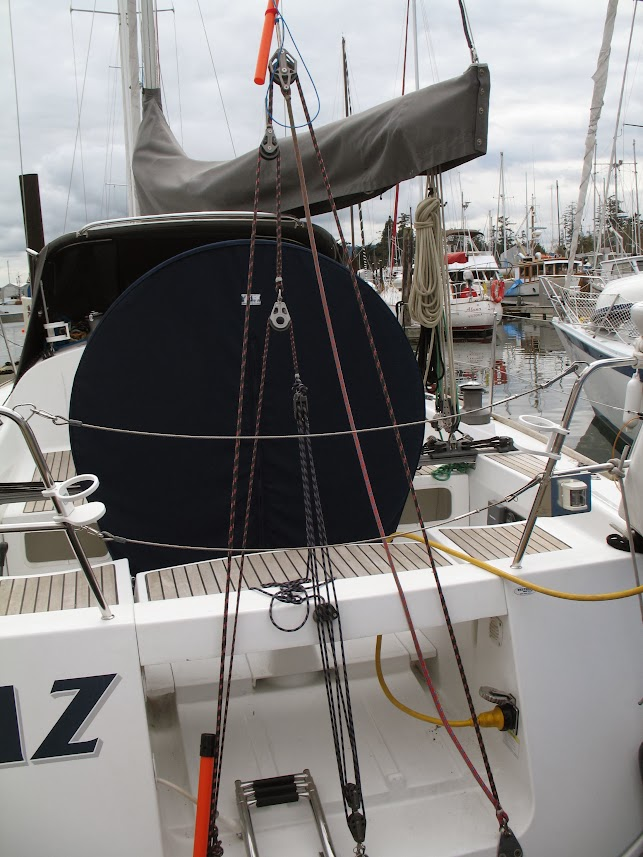 Manual backstay adjuster on a larger boat - Fix It Anarchy - Sailing  Anarchy Forums